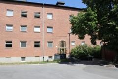 CMB side entrance at Von Eulers väg 3
