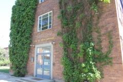 CMB entrance at Von Eulers väg 1