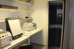 Laboratory CMB