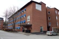 Physiology building of Fyfa von Eulers väg 8