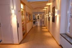 Pharmacology building, Nanna Svartz väg 2, level 1, May 2018