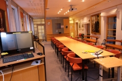 Conference room, Pharmacology building, Nanna Svartz väg 2, level 2, May 2018