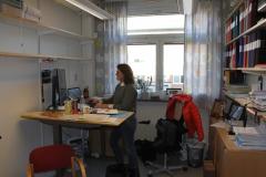 Elisabet Stener-Victorin , von Eulers väg 8, level 3, May 2018