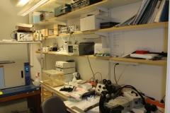 Kent Jardemark Lab., von Eulers väg 8, level 2, May 2018