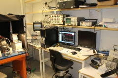 Håkan Westerblad lab., von Eulers väg 8, level 2, May 2018