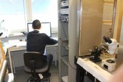 Karima Cherigu lab., von Eulers väg 8, level 4, May 2018 , Yao Ning