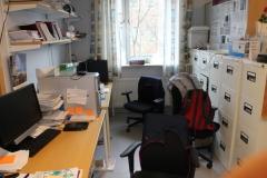 Gunnar Schulte office, Nanna Svartz väg 2, level 2, May 2018