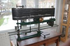Kymograph (extended for long paper), Gallery, Nanna Svartz väg 2, level 1, May 2018