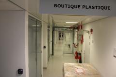 The plastic shop at MTC