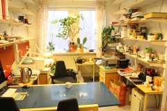 Yihai Cao's office