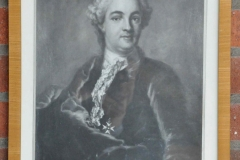 Abraham Bäck, Professor in Anatomy 1748