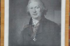 Anders Hagströmer, Professor in Anatomy 1793-1823