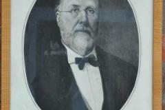 Gustav von Düben, Professor in Anatomy 1860-87