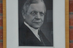 Carl Hesser, Professor in Anatomy 1925-1936