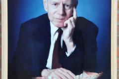 Lars-Gösta Elfvin, Professor in Anatomy (1979-1994)