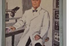 Nobel Laureate Ragnar Granit (1900-1991)