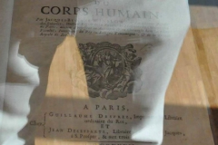 Exposition anatomique de la structure du corps humain by Jacques-Benigne Winslow, published in Paris 1732